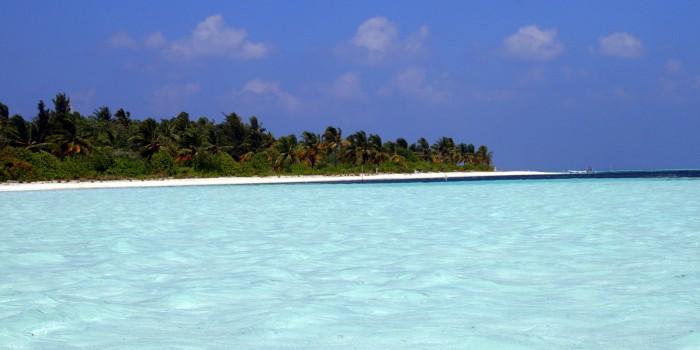 Maledivy, Fun Island/ Foto: dovolenkářka