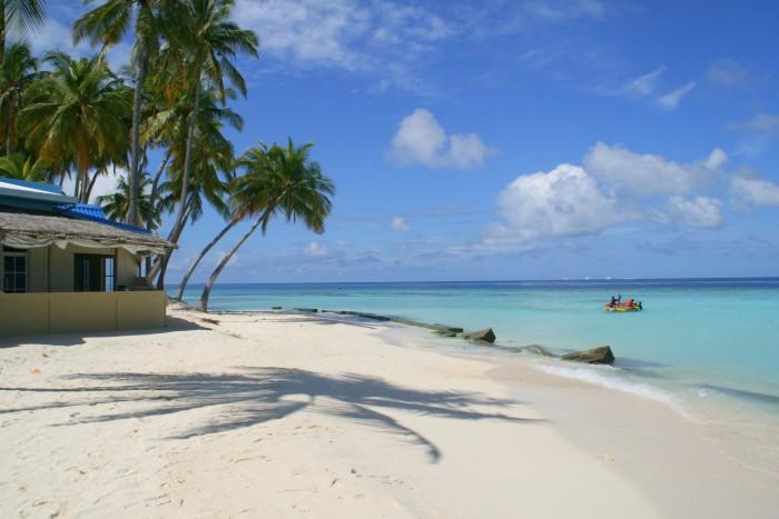Maledivy - Maafushi / Foto: dovolenkářka