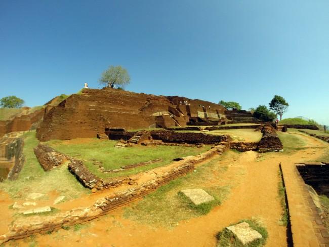 Sigiriya / Foto: dovolenkářka