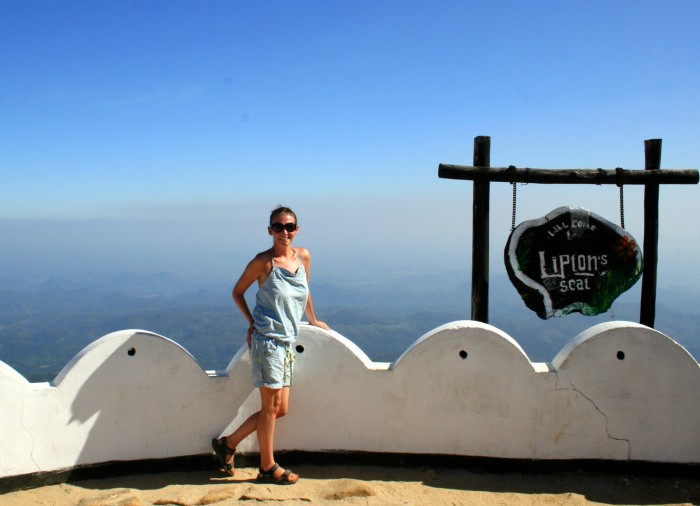 Lipton's Seat / foto: dovolenkářka