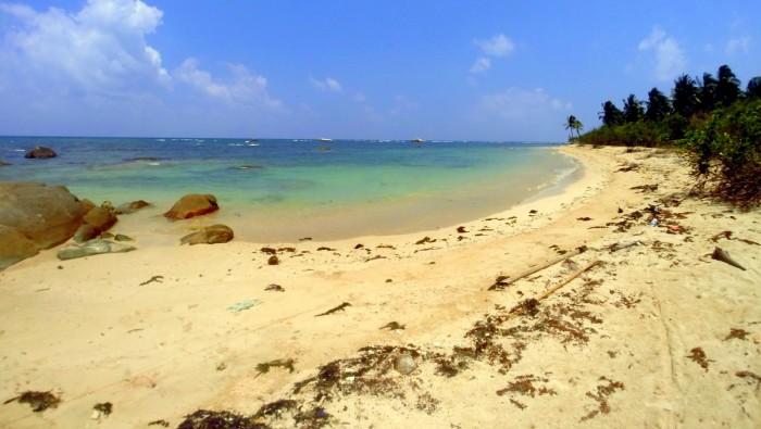 Srí Lanka - Kalkudah/ foto: dovolenkářka