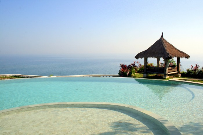 Bali - Balangan - La Joya Biu-Biu/ foto: dovolenkářka