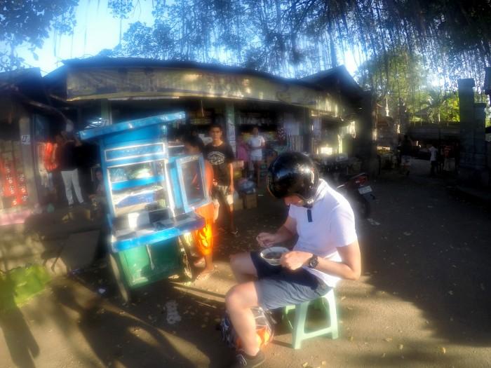 Balijské občerstvení / foto: dovolenkářka