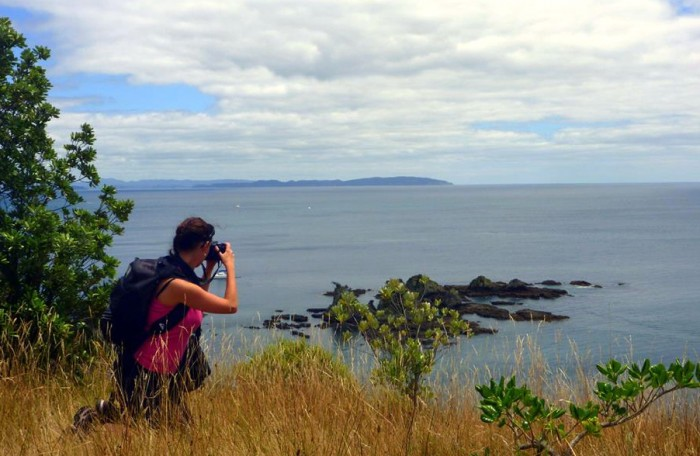 Tiritiri Island / foto: dovolenkářka