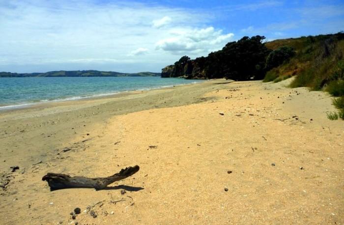 Motuihe Island / foto: dovolenkářka