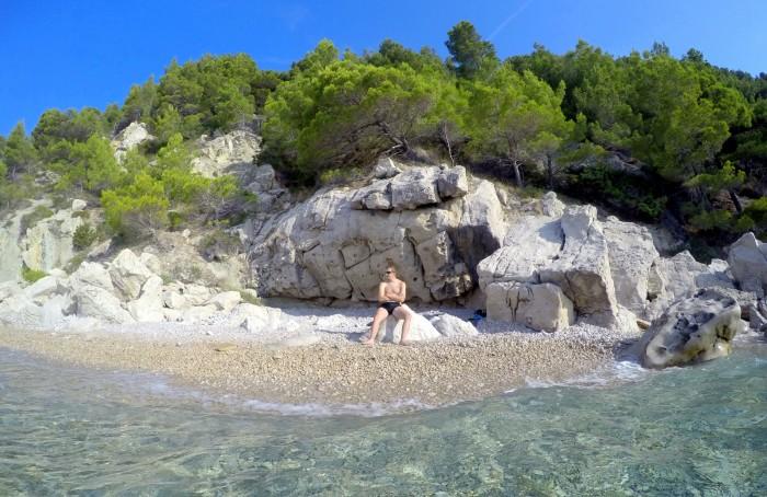 Chorvatsko - Pisak / foto: dovolenkářka