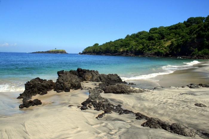 White Sand Beach / Foto: dovolenkářka