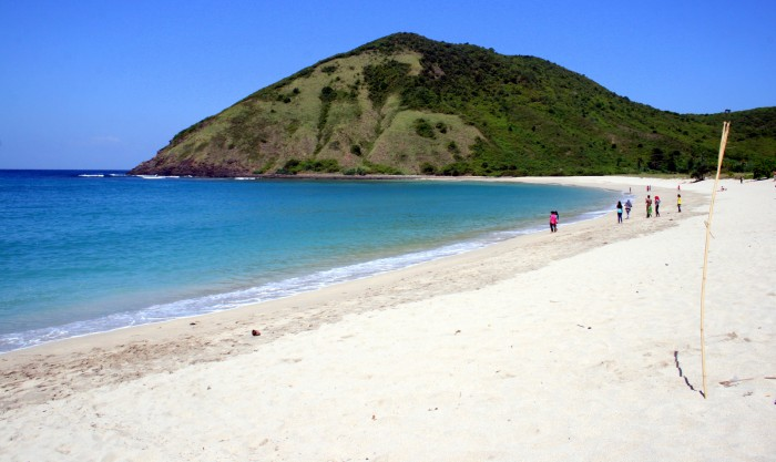 Mawun Beach / foto: dovolenkářka