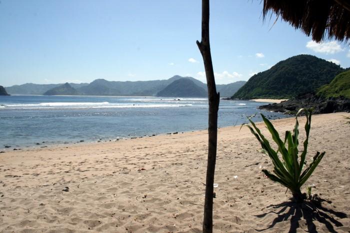 Mawi Beach / foto: dvolenkářka