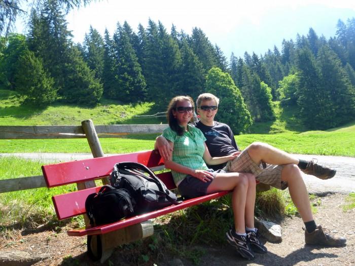 Švýcarsko - Jungrfrau Region - Grindelwald / foto: dovolenkářka