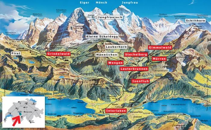 Jungfrau region / jungfrauregion.ch