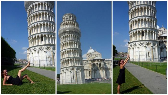 Pisa / Foto: dovolenkářka