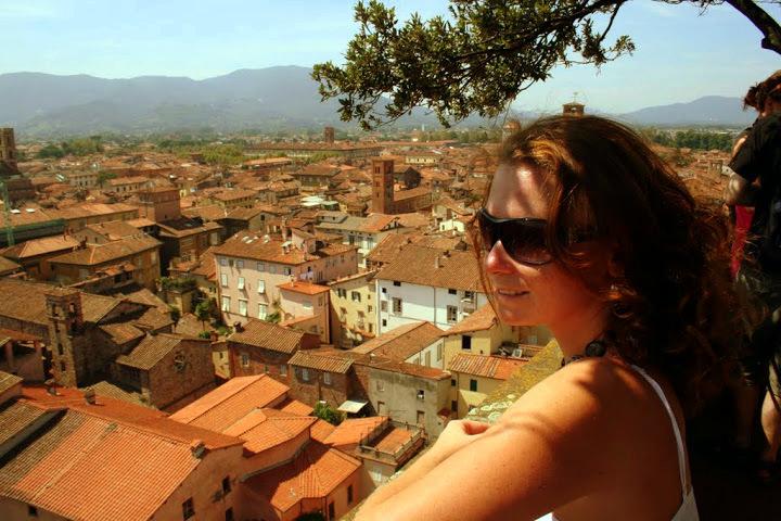 Lucca - Toskánsko / foto: dovolenkářka