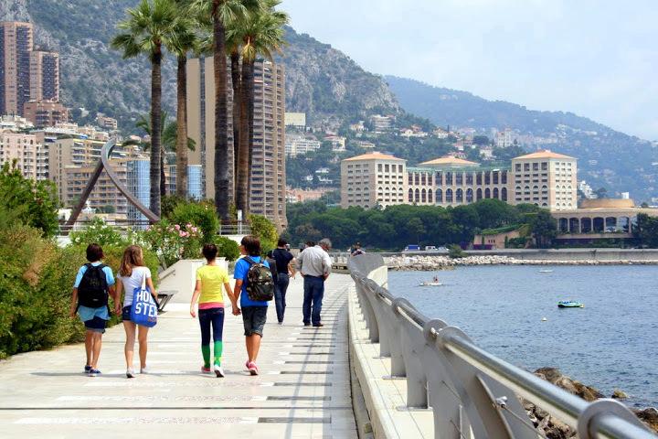 Monako / foto: dovolenkářka