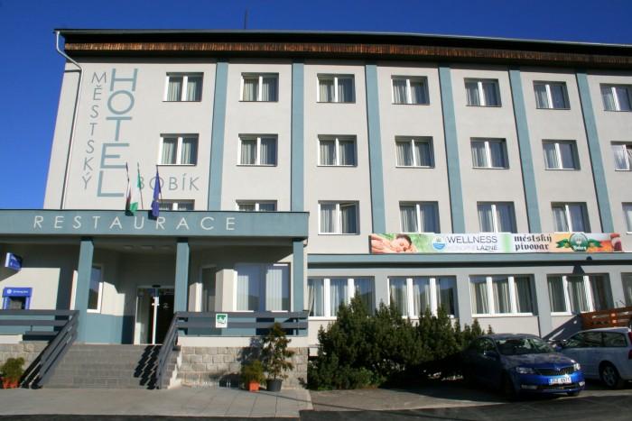 Městský Hotel Bobík / foto: dovolenkářka