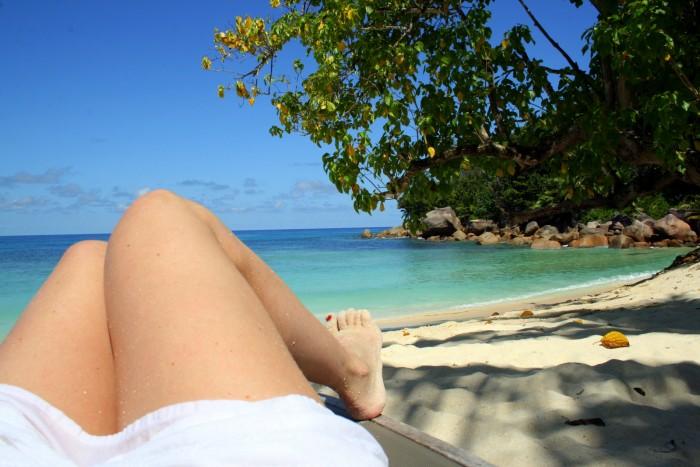 Seychely - Praslin - i o tom, jak si zařídit den v luxusním resortu, bude můj ebook / foto: dovolenkářka