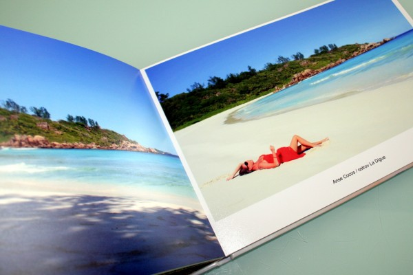 Fotokniha Seychely / foto: dovolenkářka