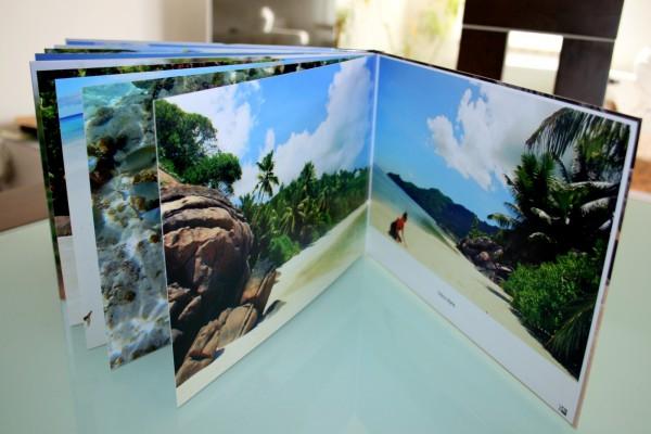 Fotokniha Seychely - Saal Digital/ foto: dovolenkářka