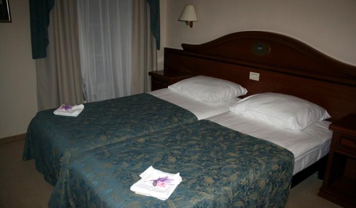 Slovinsko - Ankaran - Hotel Convent 4* / foto: dovolenkářka