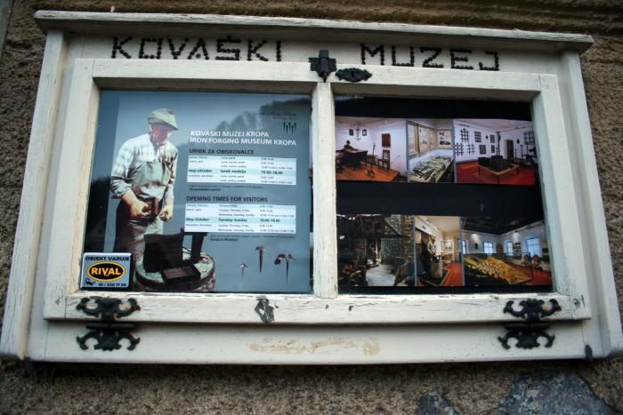 Slovinsko - Kropa / foto: dovolenkářka