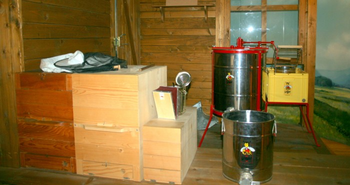 Slovinsko - Radovljica - muzeum včelařství / foto: dovolenkářka