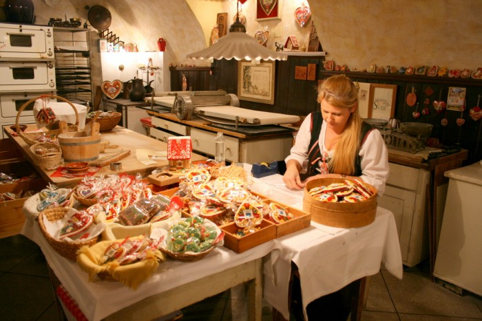 Slovinsko - Radovljica - Perníkové muzeum / foto: dovolenkářka