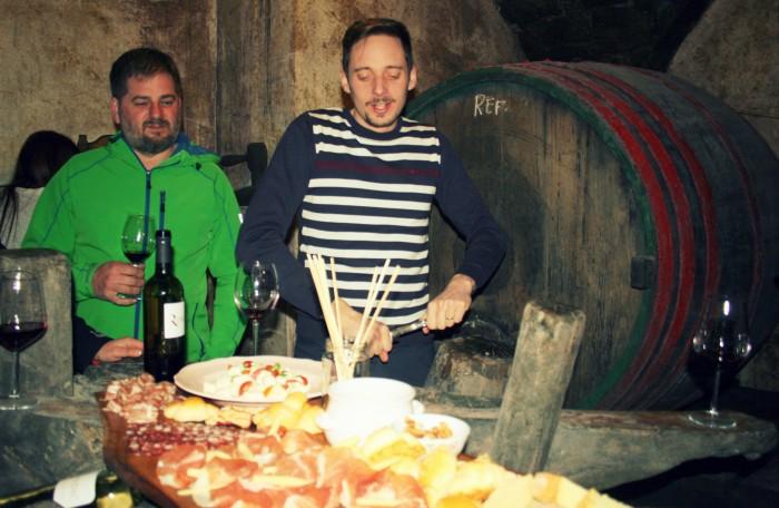 Slovinsko - Vinařství RONDIČ / foto: Petra Švehlová Stowasserová