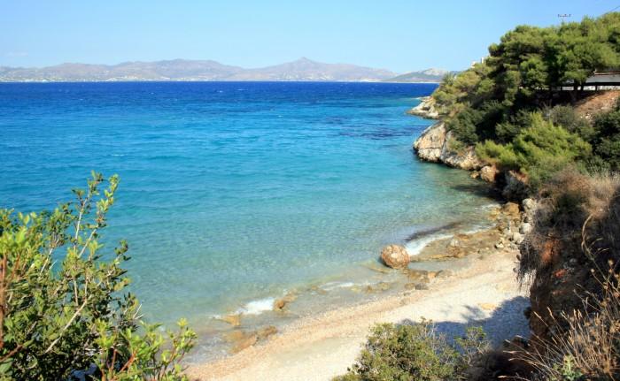 Řecko - ostrov Agistri / foto: dovolenkářka