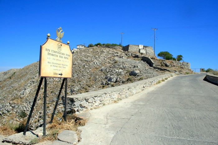 Santorini - Monastery / Foto: dovolenkářka