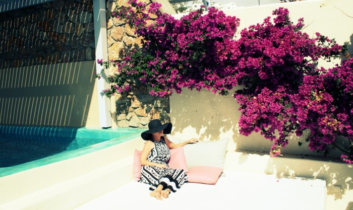 Santorini - Black Diamond Suites / foto: dovolenkářka