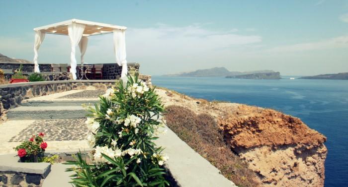 Santorini - Akrotiri / Foto: dovolenkářka