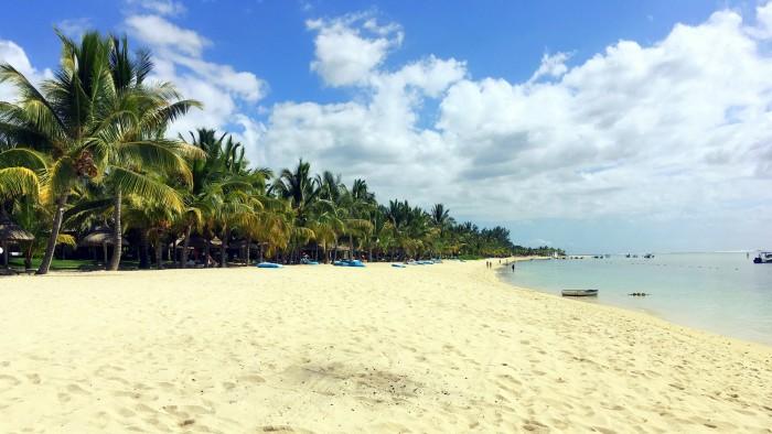 Mauricius - Le Morne Beach u hotelu LUX / Foto: Petra Švehlová Stowasserová