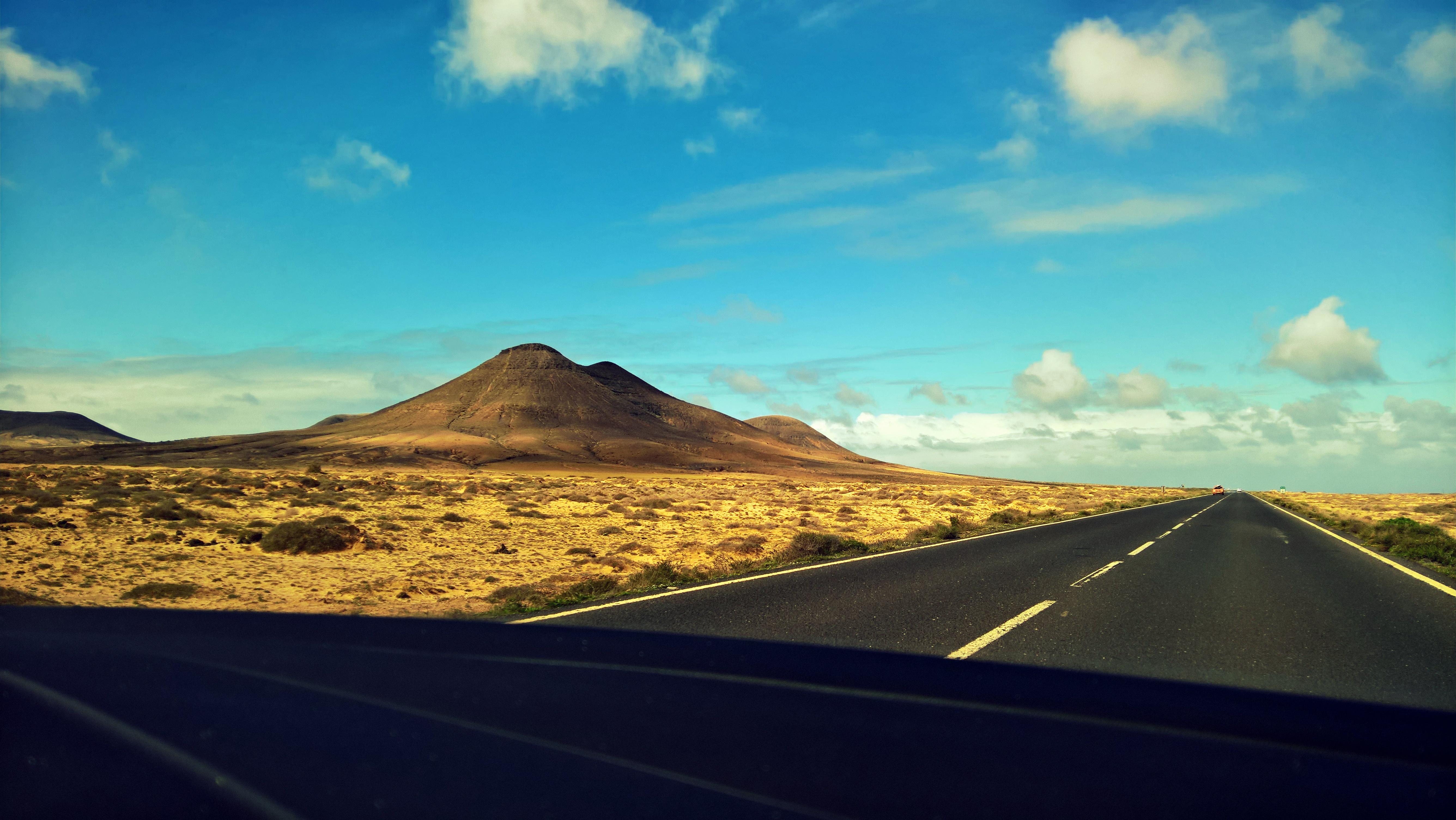 Ostrov Fuerteventura