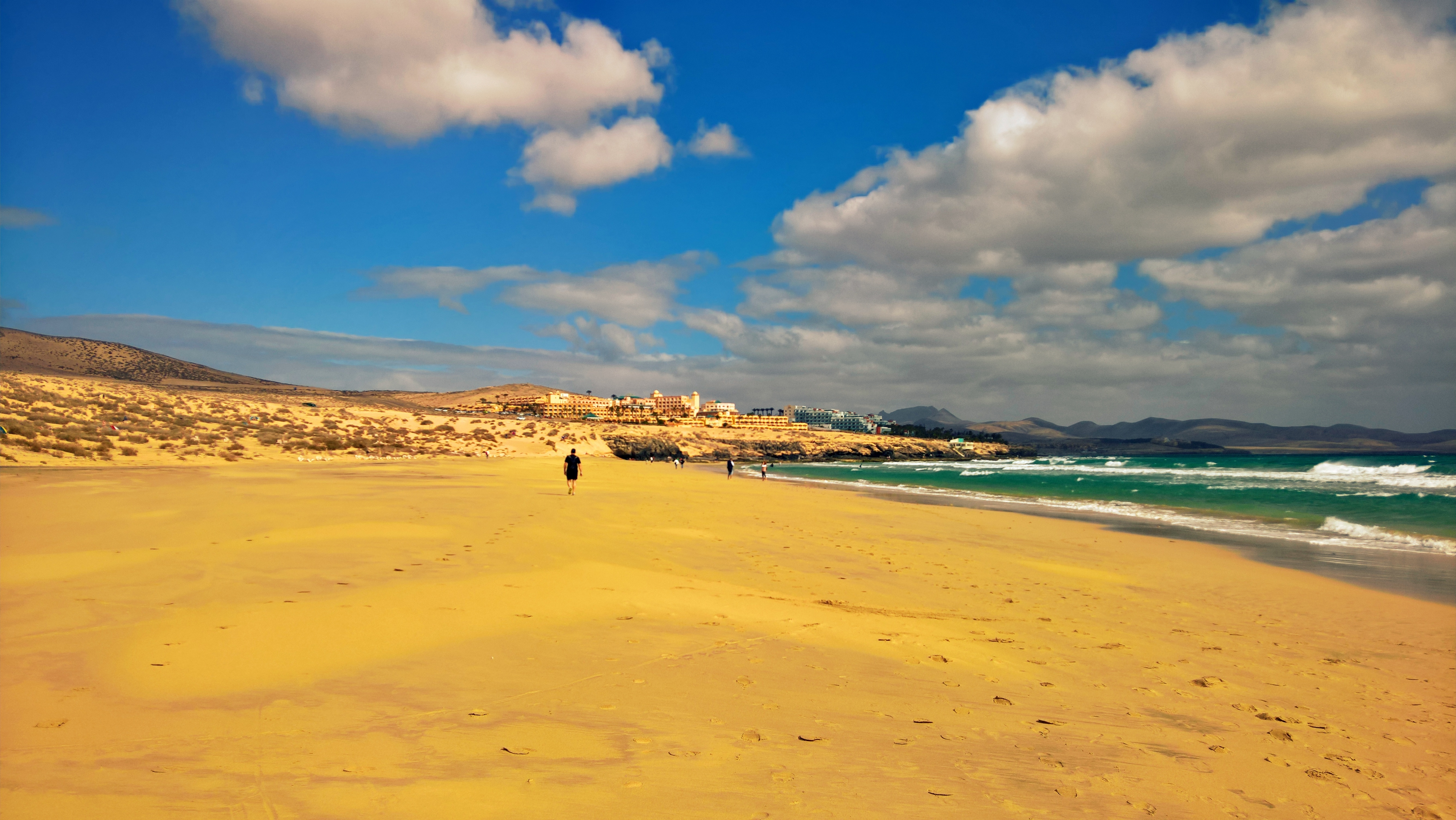 Fuerteventura: Playa Esmeralda