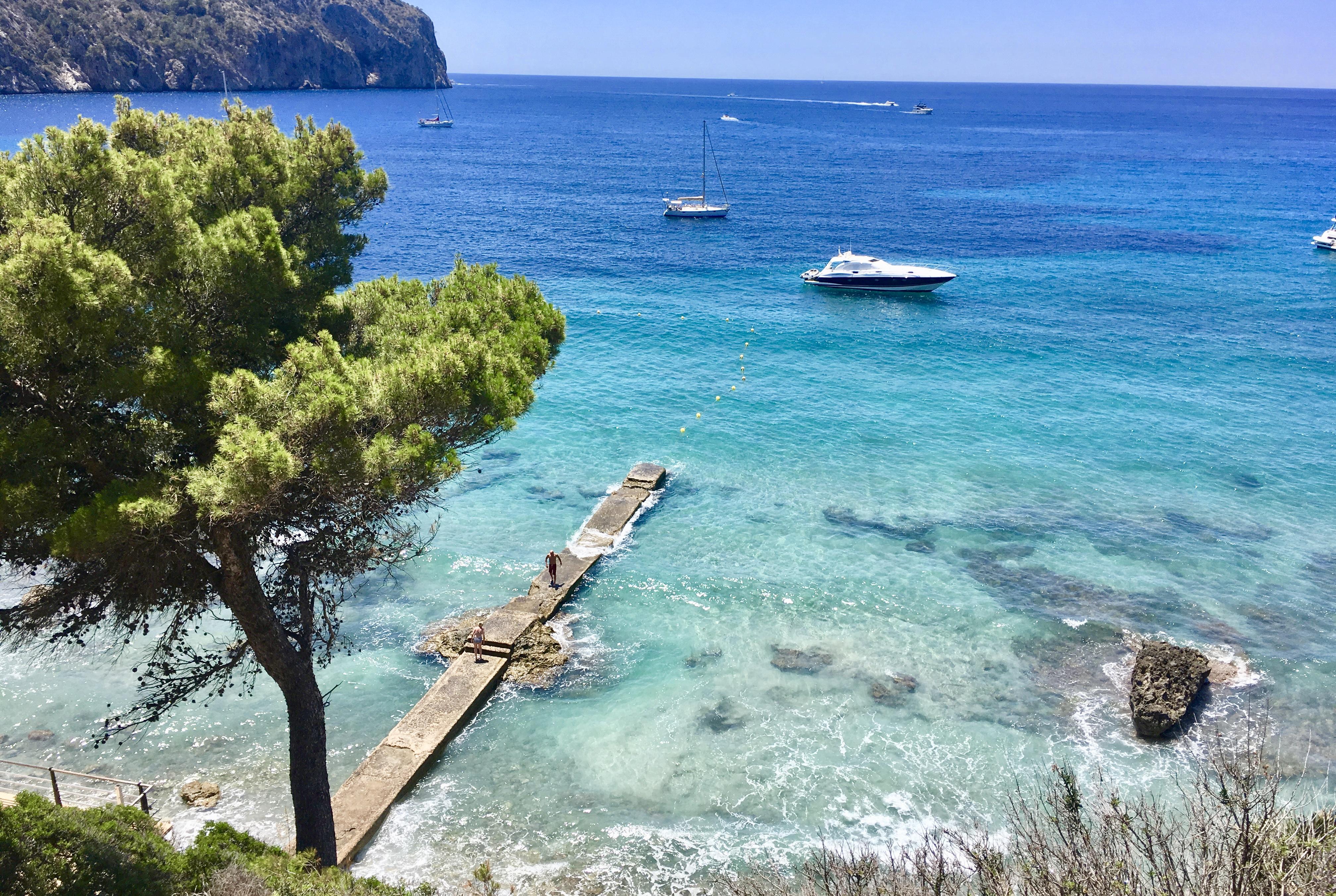 Mallorca: Camp de Mar