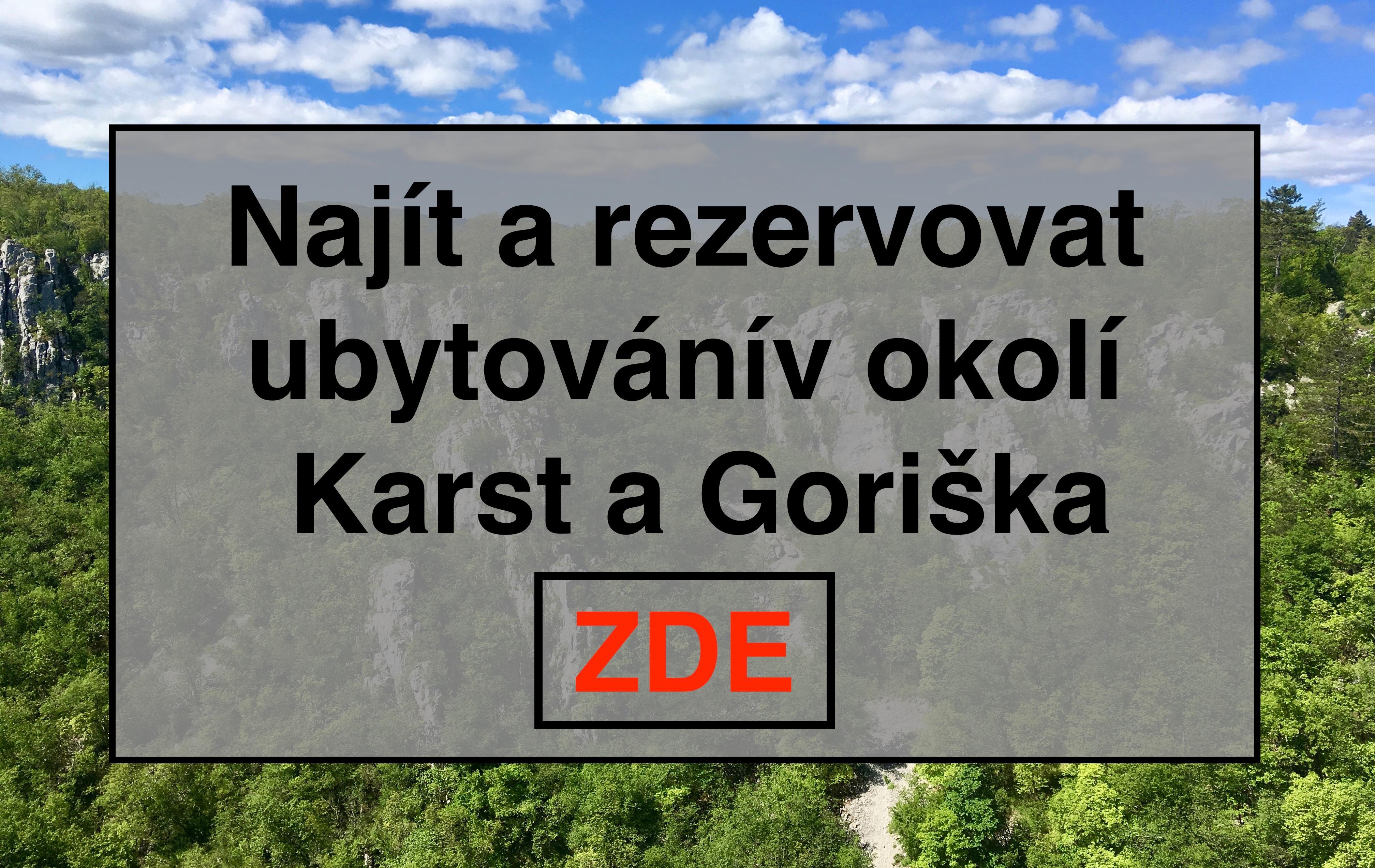 Ubytování ve Slovinsku