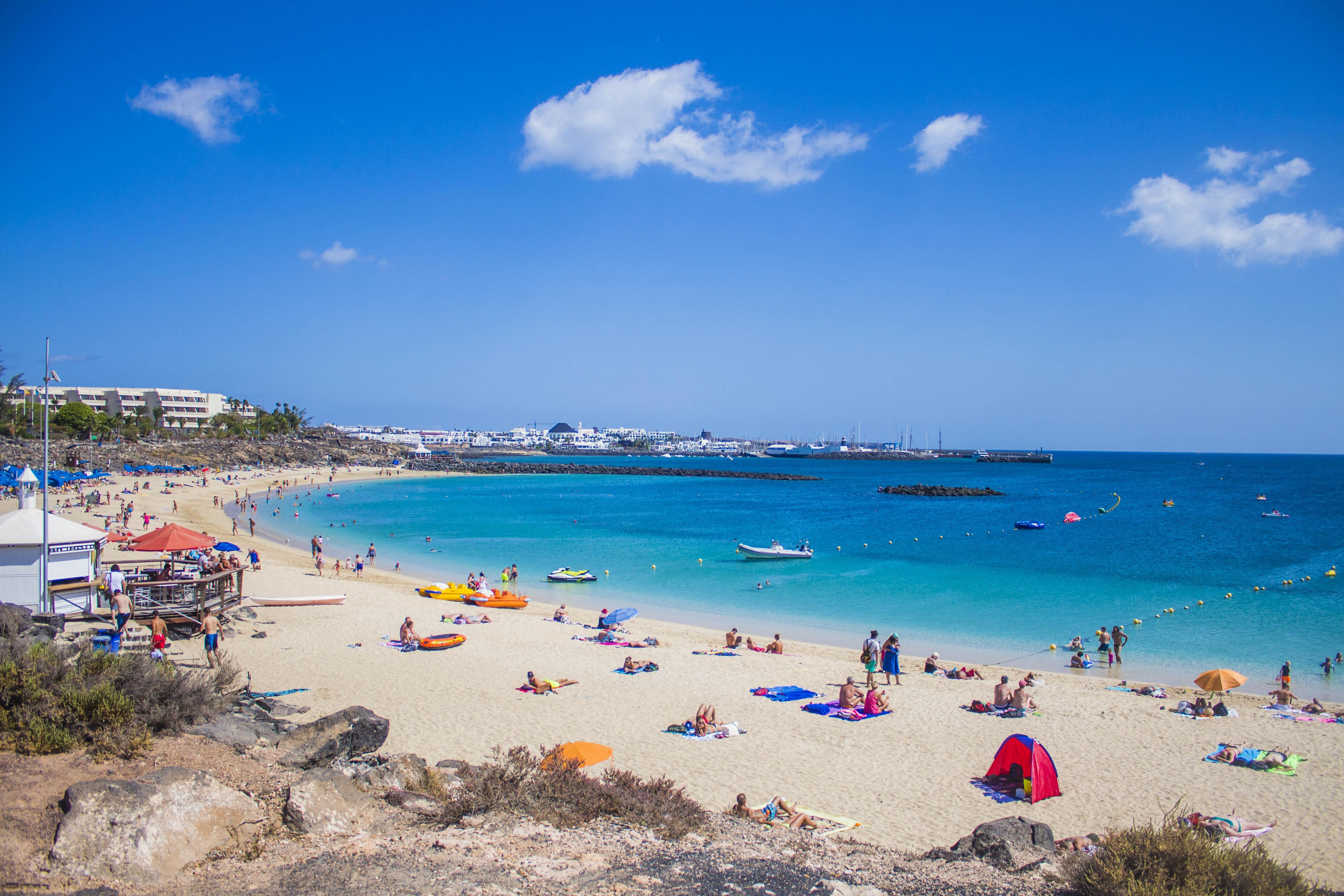 Ostrov Lanzaroty / Výlety na Fuerteventuře