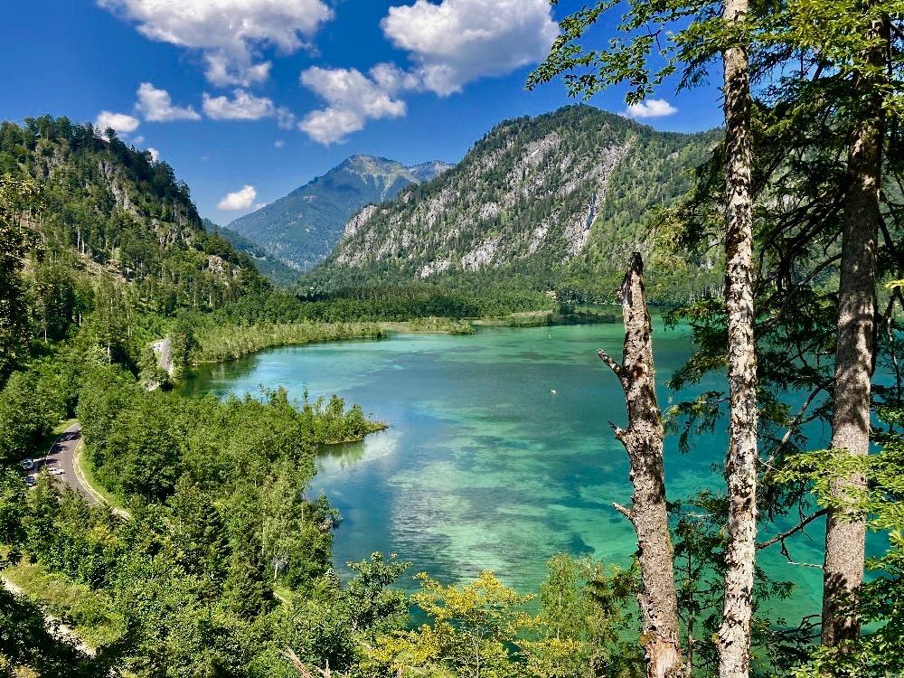 Rakouská jezera: Almsee